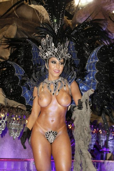 サンバカーニバル、ただの露出狂祭りだった・・・(画像30枚)・12枚目