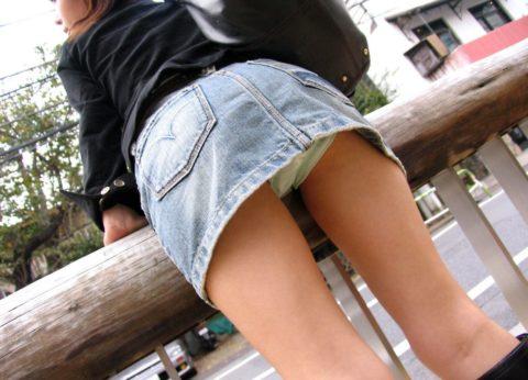 このご時世にこのミニスカ穿いてる女はパンツ見せたがり女説wwwwwwwwww(画像18枚)・8枚目