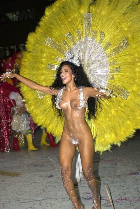 サンバカーニバル、ただの露出狂祭りだった・・・(画像30枚)・14枚目