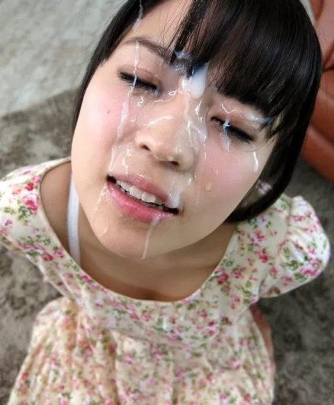 【顔射】こんな風に美女の顔にブッカケられるような男になりたい・・・(画像30枚)・18枚目