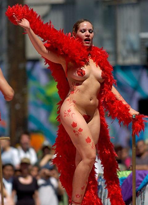 サンバカーニバル、ただの露出狂祭りだった・・・(画像30枚)・20枚目