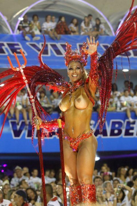 サンバカーニバル、ただの露出狂祭りだった・・・(画像30枚)・22枚目
