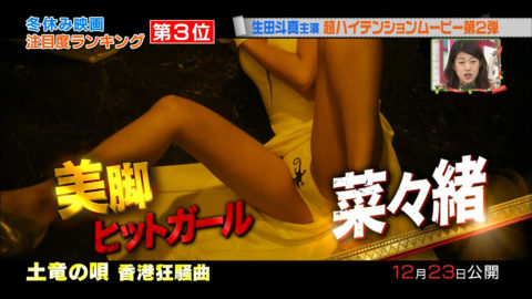 【恥】テレビでお股おっぴろげちゃった女性芸能人のキャプ画像集(30枚)・26枚目