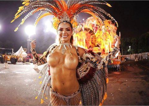 サンバカーニバル、ただの露出狂祭りだった・・・(画像30枚)・4枚目