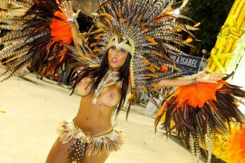 サンバカーニバル、ただの露出狂祭りだった・・・(画像30枚)・7枚目