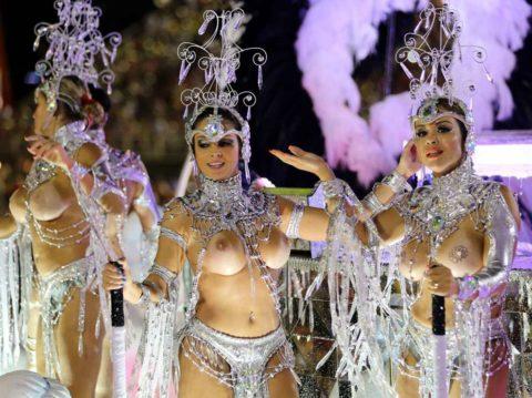 サンバカーニバル、ただの露出狂祭りだった・・・(画像30枚)・9枚目