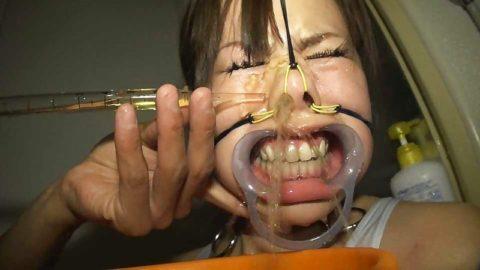 【豚鼻注意】このSM器具を付けてビデオに出たらもう終わりだと思う・・・(画像30枚)・14枚目