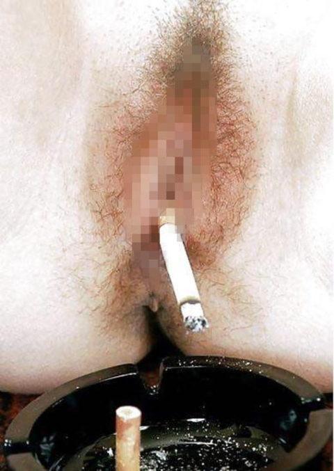 【ドン引き】マンコでタバコ吸っちゃう底辺まん子wwwwwwwwwwwwwwwww(画像18枚)・15枚目