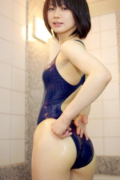 ビキニよりそそる!?競泳水着のグラビア画像集(26枚)・18枚目