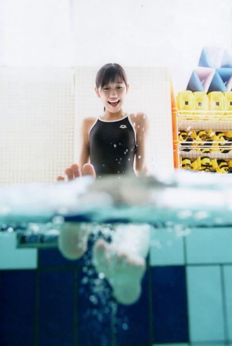ビキニよりそそる!?競泳水着のグラビア画像集(26枚)・21枚目