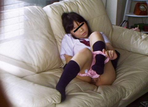 【盗撮】ベランダから見えた隣の女子高生のオナニーが過激すぎる・・・(画像30枚)・7枚目