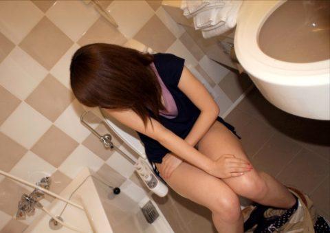ラブホでセフレがトイレ中に扉を開けた結果wwwwwwwwww(※画像あり)・13枚目
