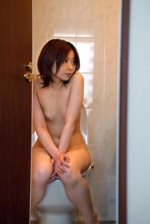ラブホでセフレがトイレ中に扉を開けた結果wwwwwwwwww(※画像あり)