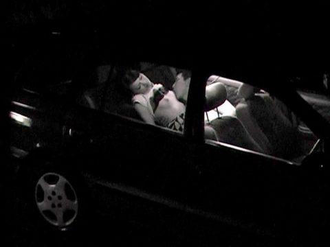 【激撮】撮られると分かっていてもやめられないカーセックスのエロ画像集(30枚)・11枚目