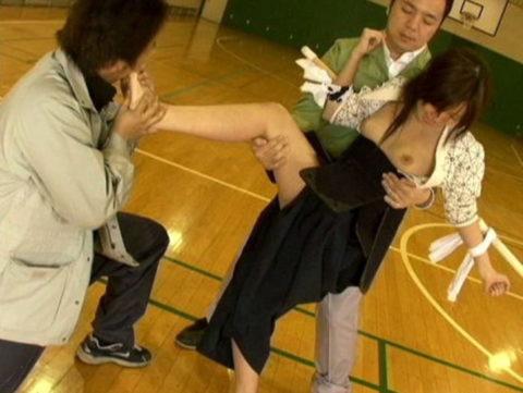 【えっろ画像】道着女子のB地区ポロリを狙え!!!!!(24枚)・10枚目