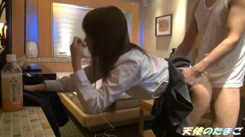 【画像】ピチピチ1●代まんさん、ハメ撮りに挑戦した結果・・・エロすぎやろwwwwwwwww・27枚目