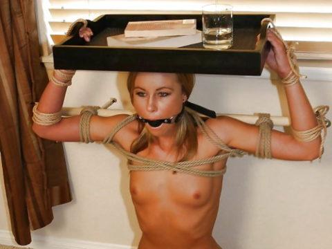 ついに家具にされてしまった姓奴隷の画像集(30枚)