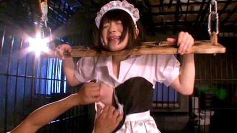 【SM】木製拘束具でがっちり固定されちゃってる姓奴隷さんたちのエロ画像集(27枚)・18枚目