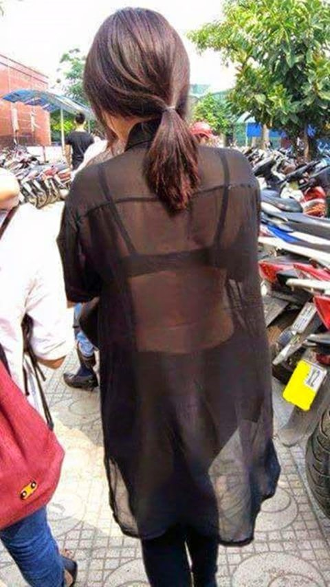 【オカズ発見!】最近の若い女性の過激ファッションがこちら(画像23枚)・1枚目
