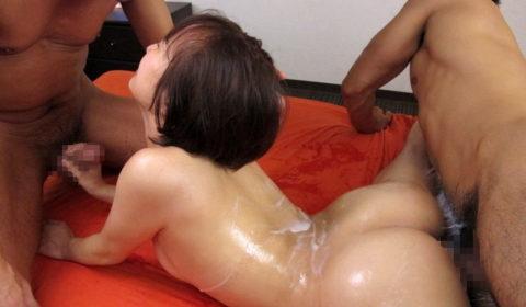 女「新体操やってたよ」→セックスの様子がこちらwwwwwwwwwwww(画像30枚)・1枚目