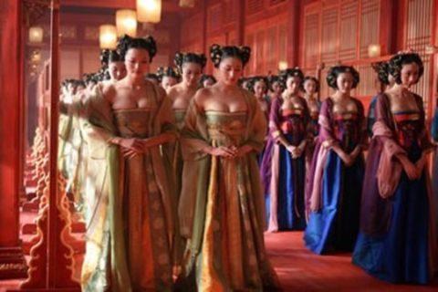 中国の時代劇、ついにセクシー路線に走る・・・(画像25枚)・1枚目