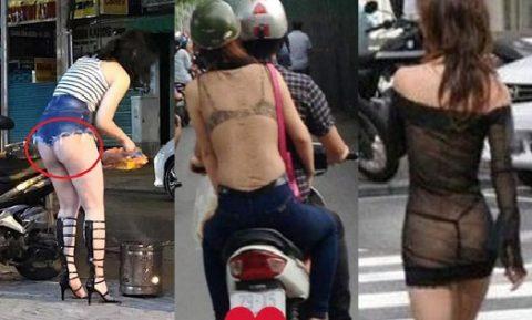 【オカズ発見!】最近の若い女性の過激ファッションがこちら(画像23枚)・11枚目
