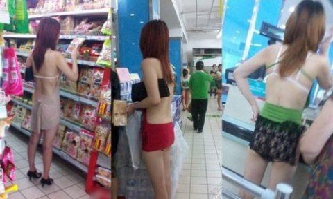 【オカズ発見!】最近の若い女性の過激ファッションがこちら(画像23枚)・12枚目