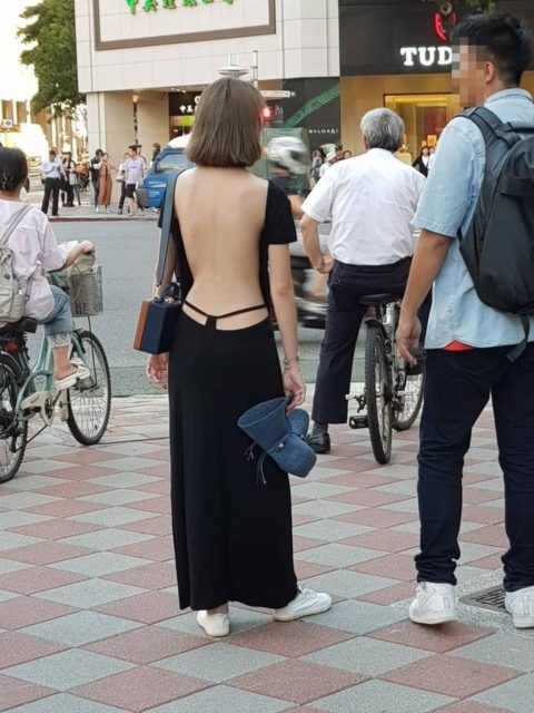 【オカズ発見!】最近の若い女性の過激ファッションがこちら(画像23枚)・13枚目