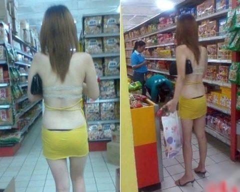 【オカズ発見!】最近の若い女性の過激ファッションがこちら(画像23枚)・16枚目
