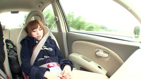 【画像あり】ドM彼女に助手席でオナニーさせるの楽しすぎwwwwwwwwwww・15枚目