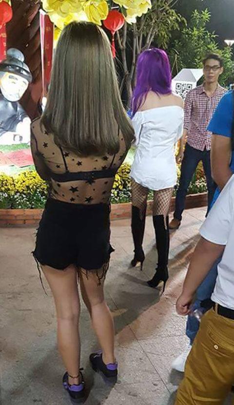 【オカズ発見!】最近の若い女性の過激ファッションがこちら(画像23枚)・18枚目