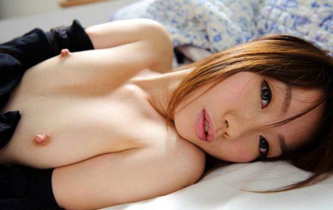 ヌード撮影中に乳首がビンビンになっちゃった女の子(画像30枚)・19枚目