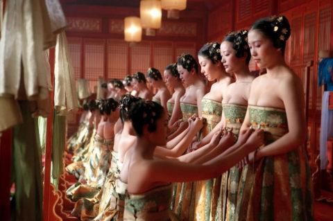 中国の時代劇、ついにセクシー路線に走る・・・(画像25枚)