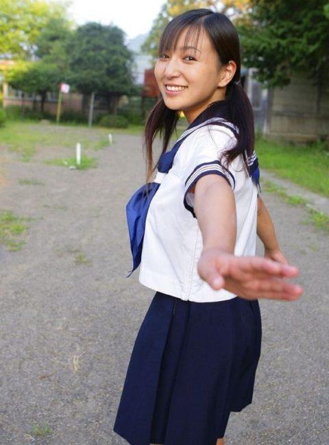 【聖域】男子注目。女子の夏服の袖の隙間wwwwwwwwwwwww(画像16枚)・15枚目
