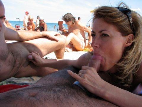 【乱交】もしもヌーディストビーチで皆が理性を失ったら・・・(画像21枚)・20枚目