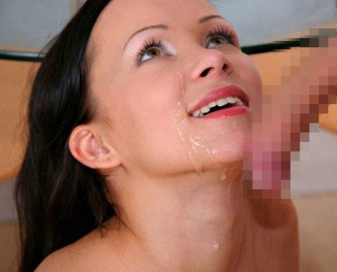 顔射されて満足げな女性たちの表情をご覧くださいwwwwwwwww(画像27枚)・18枚目
