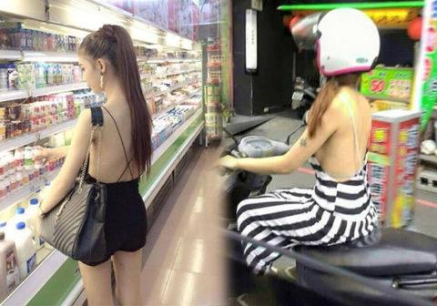 【オカズ発見!】最近の若い女性の過激ファッションがこちら(画像23枚)・20枚目
