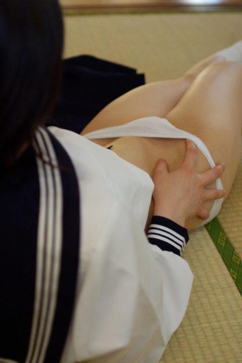 学生時代に見られなかった女の子がセーラー服を脱ぐ瞬間・・・(画像30枚)・30枚目