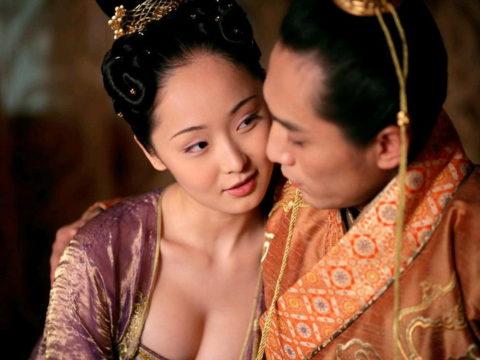 中国の時代劇、ついにセクシー路線に走る・・・(画像25枚)・4枚目