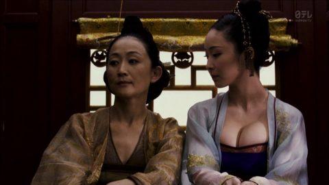 中国の時代劇、ついにセクシー路線に走る・・・(画像25枚)・5枚目