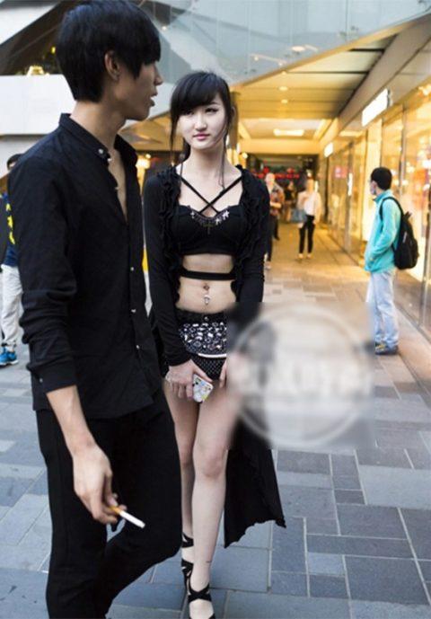【オカズ発見!】最近の若い女性の過激ファッションがこちら(画像23枚)・7枚目