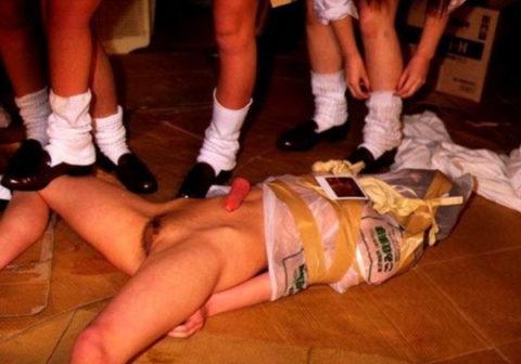 【胸糞注意】近頃の女子学生のイジメが常軌を逸しているんだが・・・(画像あり)