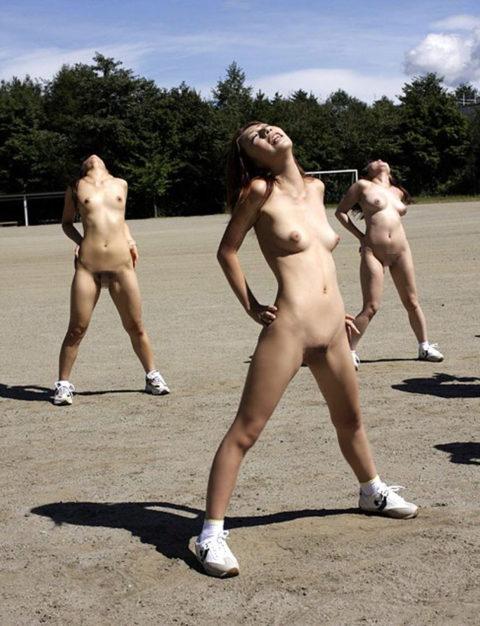 スポーツ女子を全裸にして見るとこうなる(画像30枚)・15枚目