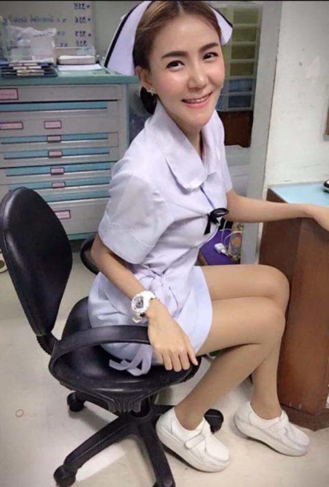 エロ過ぎてクビになった(?)というタイの看護師さんの画像集(28枚)・20枚目