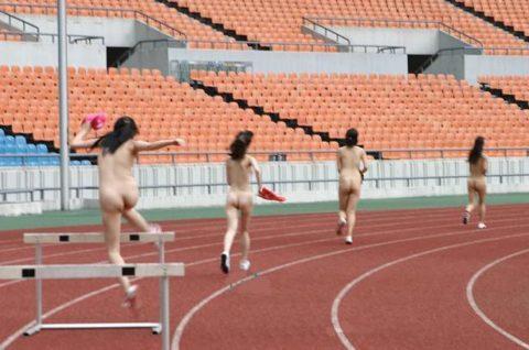 スポーツ女子を全裸にして見るとこうなる(画像30枚)・20枚目