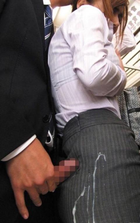 ついつい着衣にブッカケたくなるつまらない男のエゴ・・・(画像24枚)・17枚目