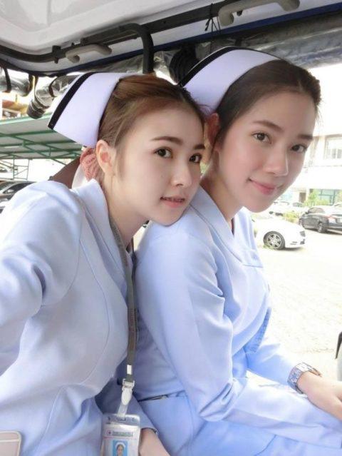 エロ過ぎてクビになった(?)というタイの看護師さんの画像集(28枚)・24枚目