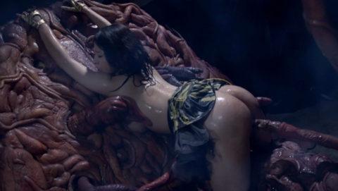 【実写版】これぞ日本のAVの真骨頂wwwwww触手に犯される女たち(画像30枚)・26枚目