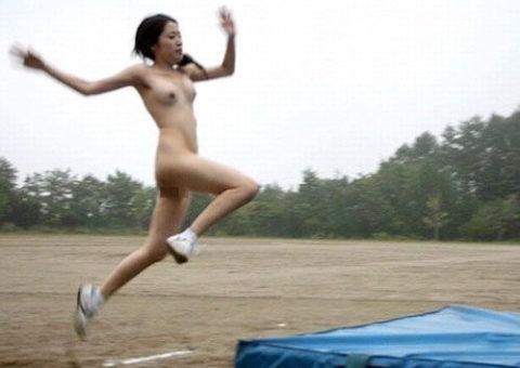 スポーツ女子を全裸にして見るとこうなる(画像30枚)・7枚目