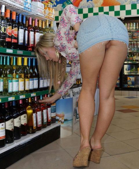 海外のスーパーがエロハプニングだらけで買い物に集中できないwwwwwww(画像23枚)・12枚目